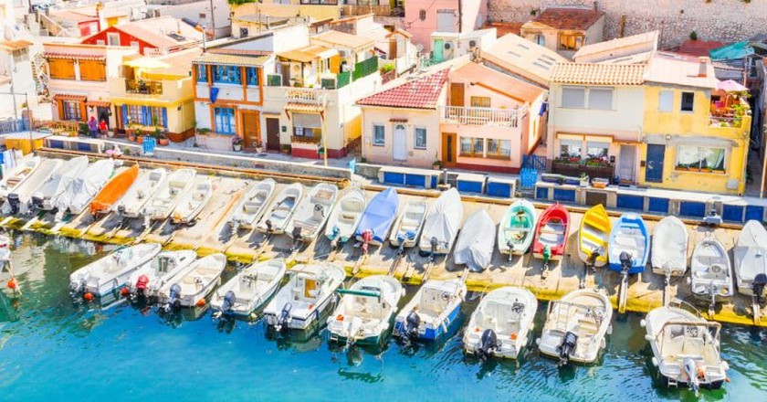Marseille is a city with huge wealth and huge poverty   © Giancarlo Liguori/Shutterstock