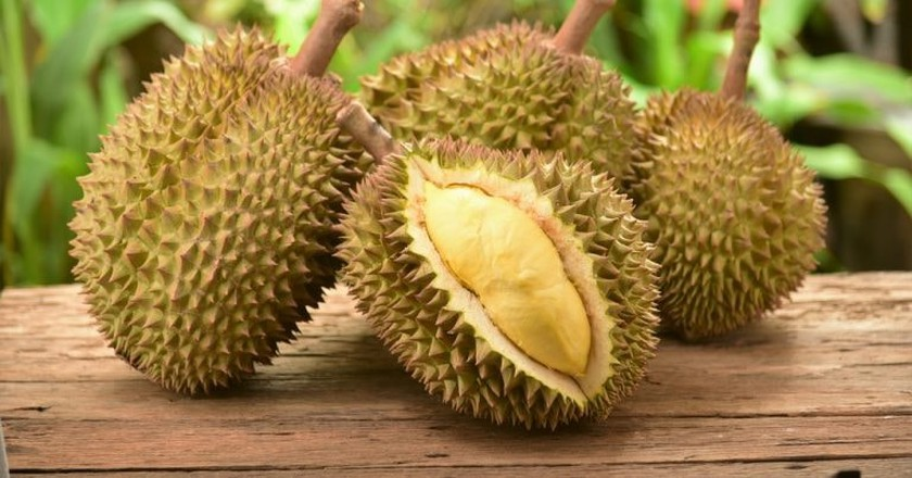Durian fruit | © taveesak srisomthavil/Shutterstock