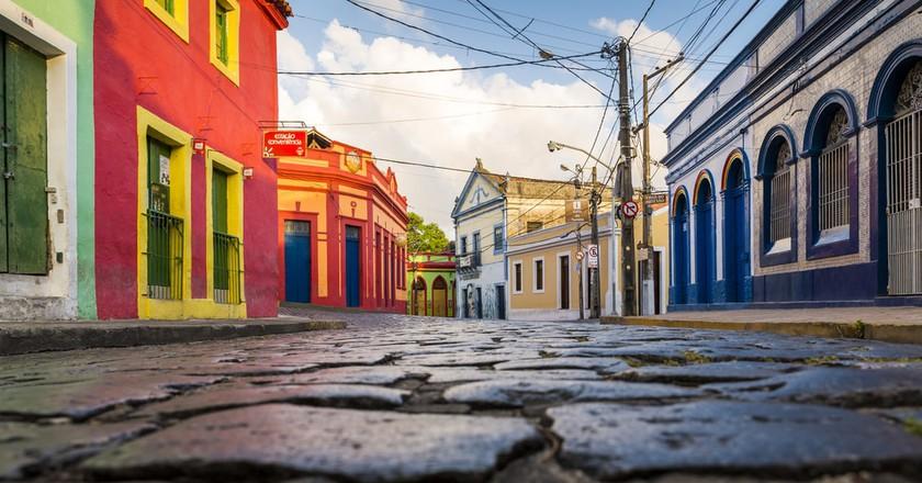 Olinda street | ©Marcio Jose Bastos Silva / Shutterstock