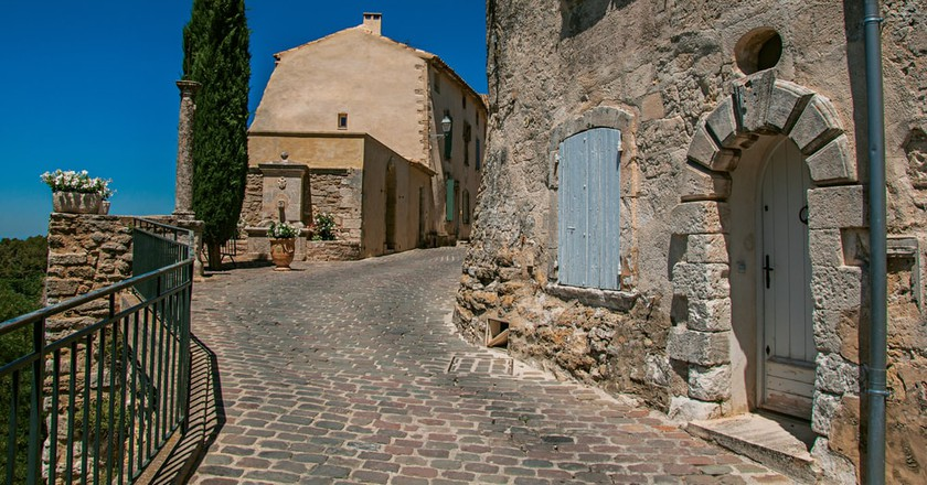 Ménerbes in the Luberon, southern France |© Celli07/Shutterstock