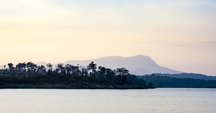 The Cardamom Mountains, Cambodia © Andrii Lutsyk / Shutterstock.com