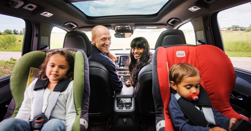 Family life is valued in Sweden | © Simon Paulin/imagebank.sweden.se
