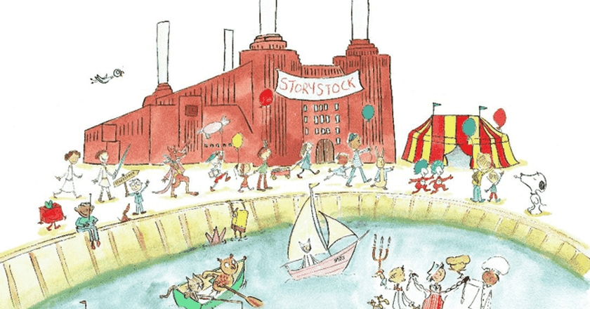 © Storystock at Circus West Village, Battersea Power Station