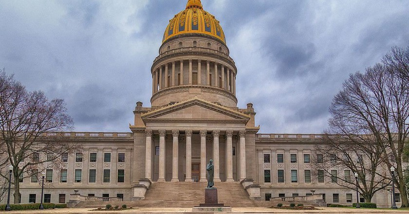 West Virginia State Capitol | © Mobilus In Mobili / WikiCommons