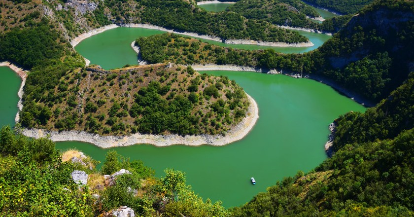 Serbia's most beautiful spot | © OreaCreativeMedia/Shutterstock