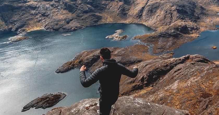 UNFAZED Explores Scotland