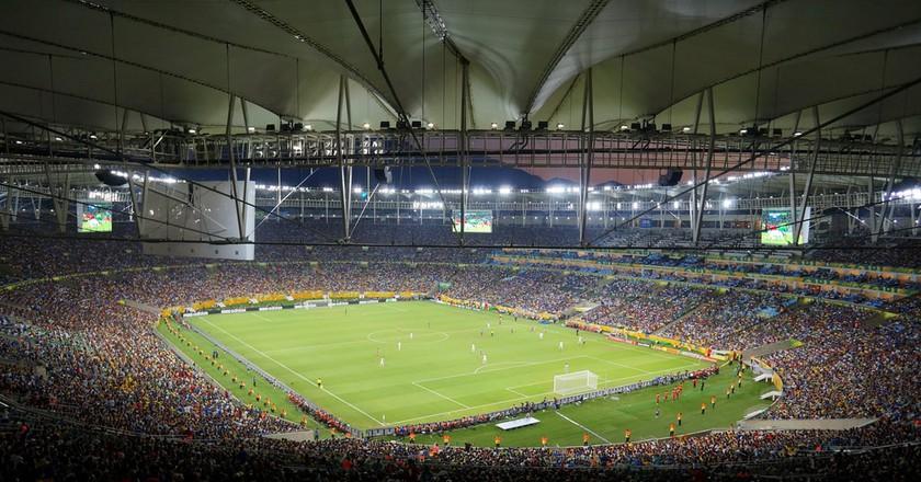 How to Attend a Maracanã Football Match