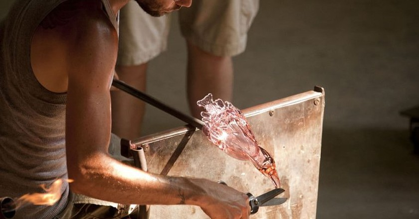 A Brief History of Glassmaking in South Jersey