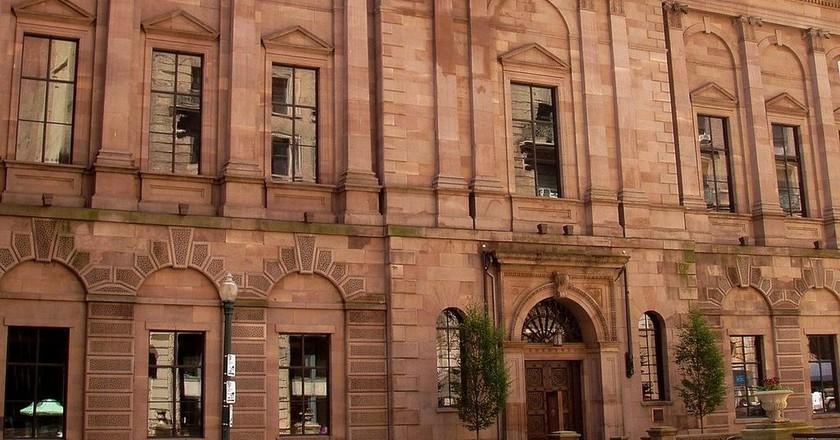 Boston Athenaeum | ©Daderot / WikiCommons