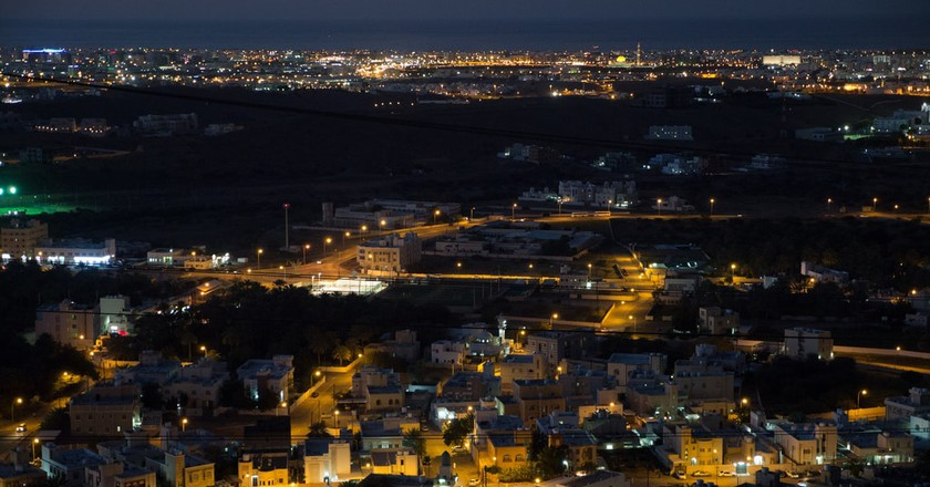 Bushar, Oman