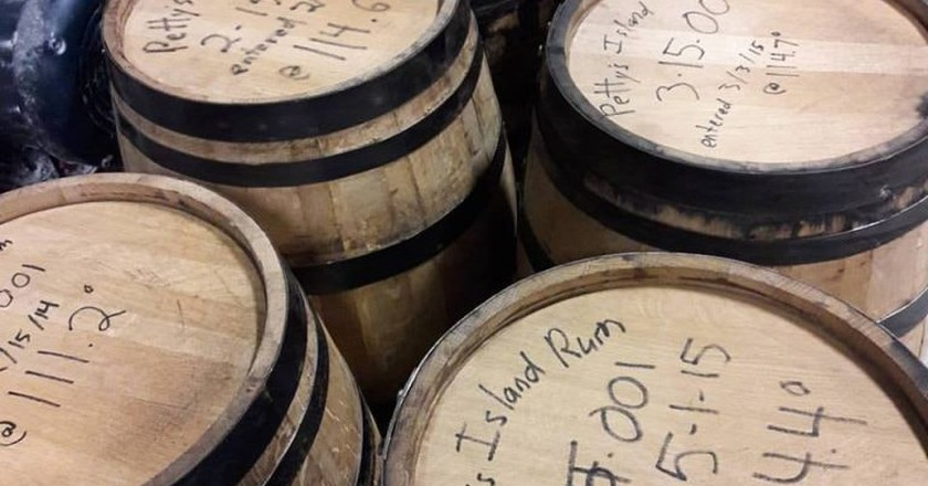 Meet the Distiller Bringing Kentucky Bourbon to Camden, NJ