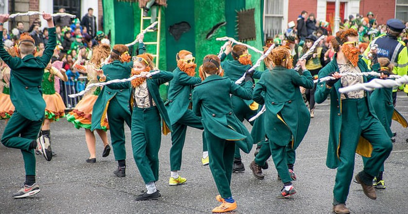 St. Patrick's Day | © Giuseppe Milo / Flickr
