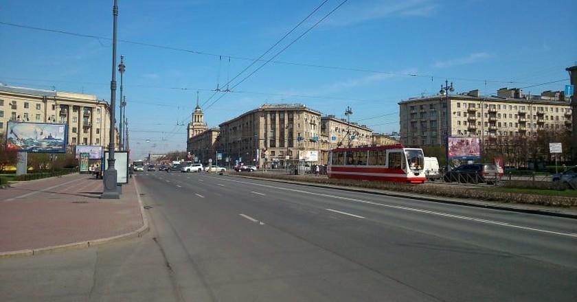 Moskovsky Prospekt   © alexyv/Flickr