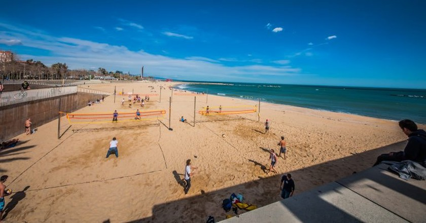 Is Barcelona About to Lose Its Beach?