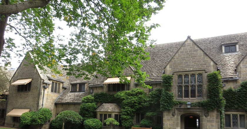 Edsel and Eleanor Ford House | © Ken Lund / Flickr