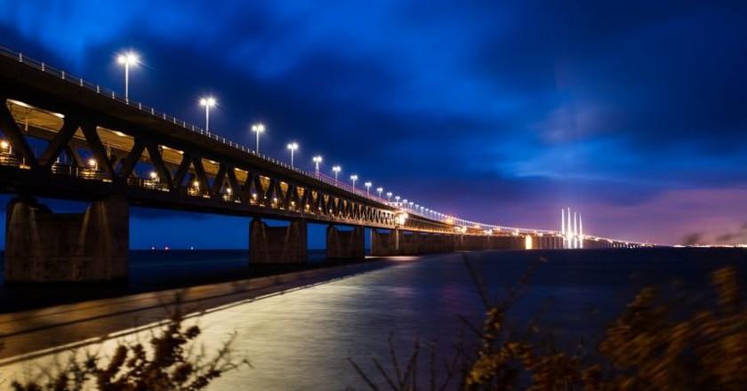 The Oresund bridge is truly spectacular | © L.E Daniel Larsson / Flickr
