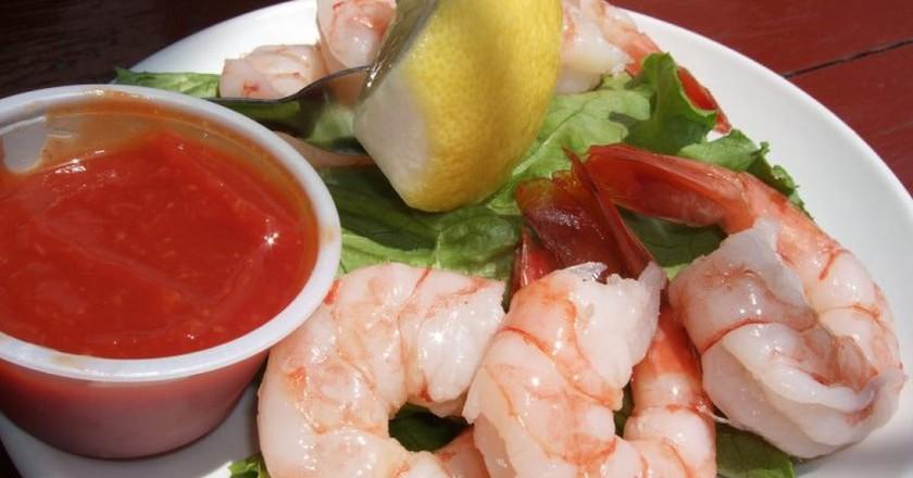 Shrimp cocktail   © thegirlsny / Flickr