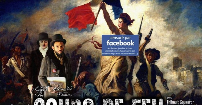 Censored by Facebook