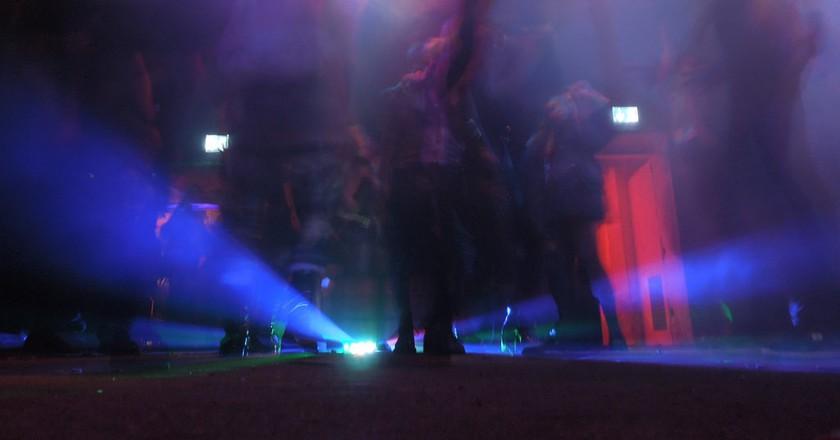 Party at Berlin's KitKat club | © ☮ / Flickr
