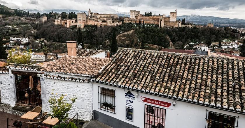 Granada, Spain   © Shadowgate  / Flickr