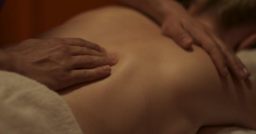 Massage | © Nick Webb/Flickr