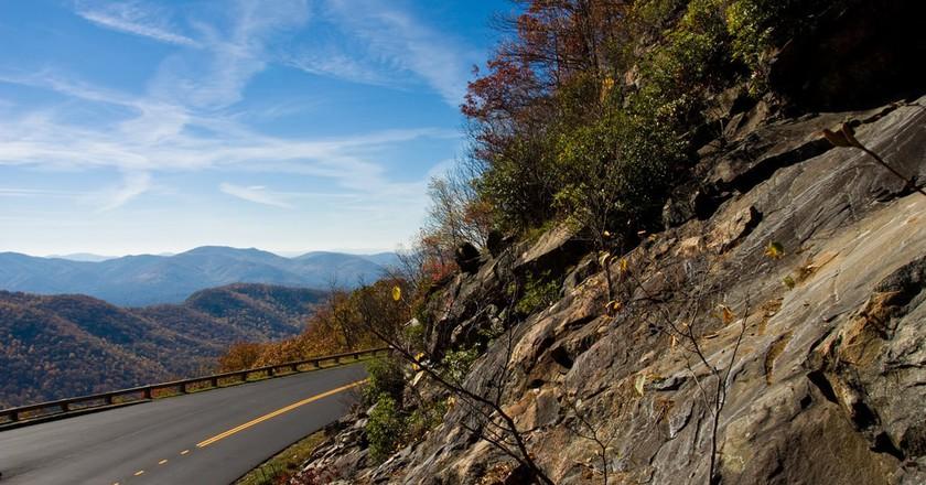 Blue Ridge Parkway - Mountains | © Greg Morgan/Flickr