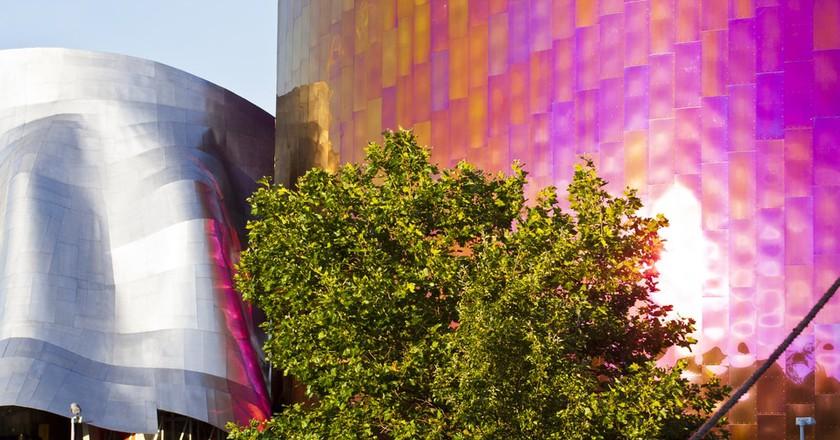 Seattle Center Architecture