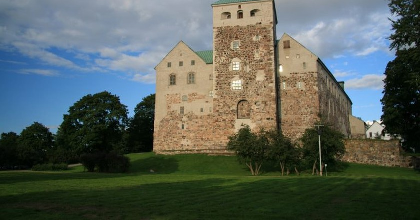Turku Castle, a former home of the Swedish monarchy
