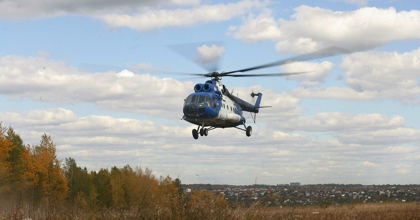 Bangalore is the first city in India to have heli taxis