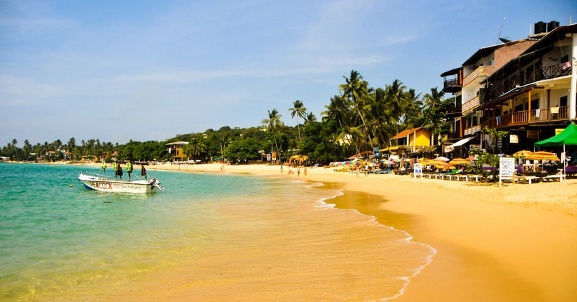 Sri Lankan beaches are not the only great thing