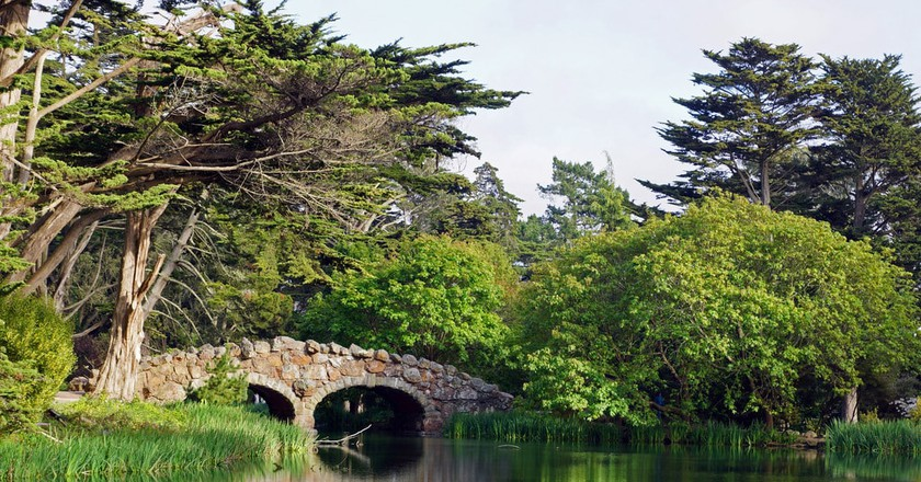 Stow Lake at Golden Gate Park | © Allie_Caufield / Flickr
