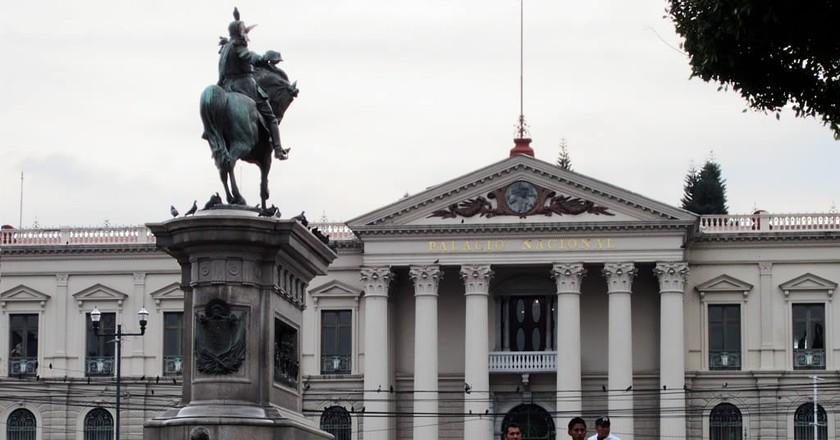 National Palace, San Salvador, El Salvador