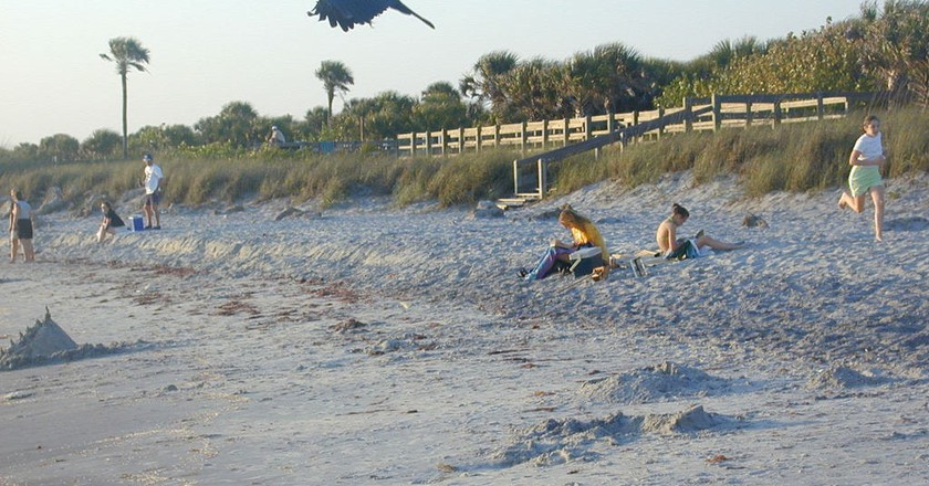 Human remains were recently found off the coast of Venice, Florida | © rickpilot_2000 / Flickr