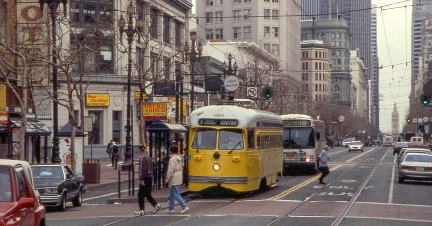 San Francisco's Muni