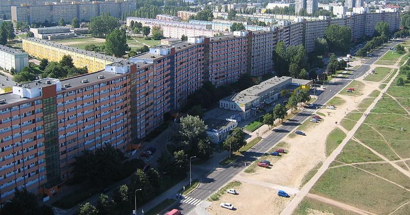 Falowiec, Gdańsk   © Johan von Nameh / WikiCommons