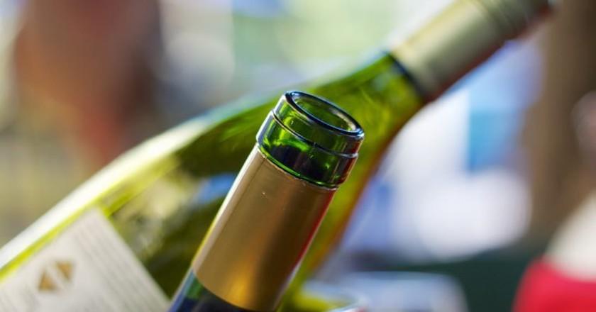Argentine wine chilling