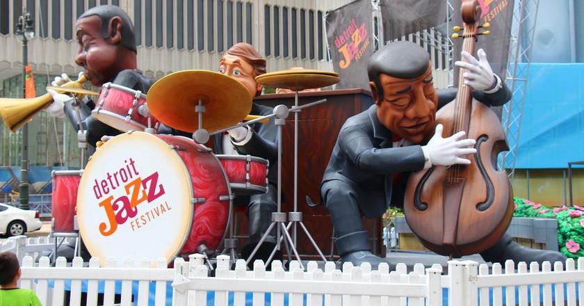 Detroit Jazz Festival | © Jeff Dunn / Flickr