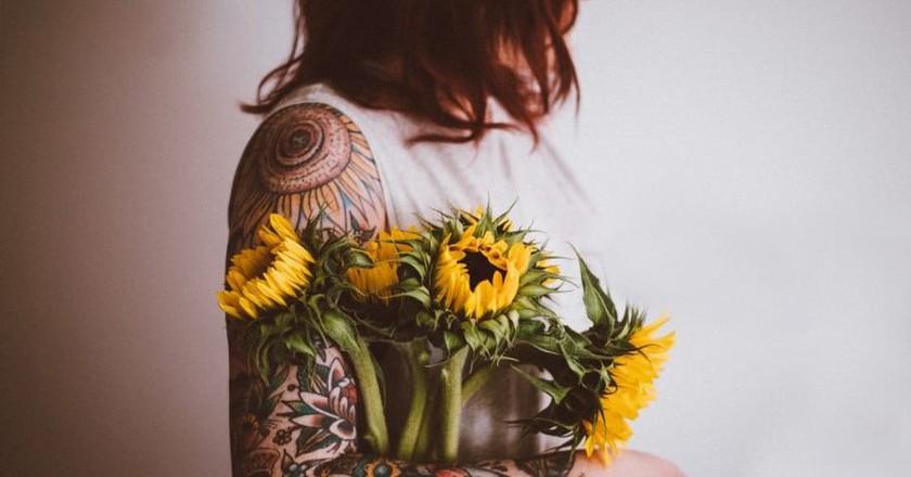 Get tattooed in Oregon