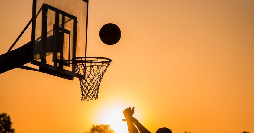 Basketball in Miami