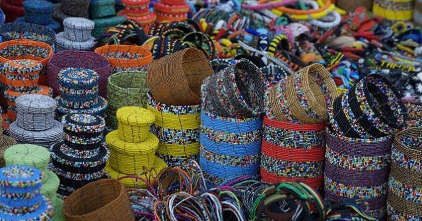 Beautiful Kenyan buys