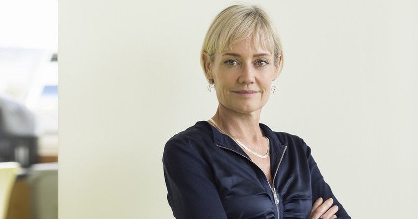 Architect Alison Brooks on Being an Industry Leader – Female or Not