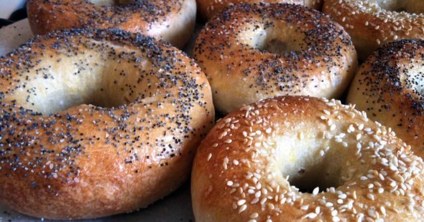 Best bagels in Portland