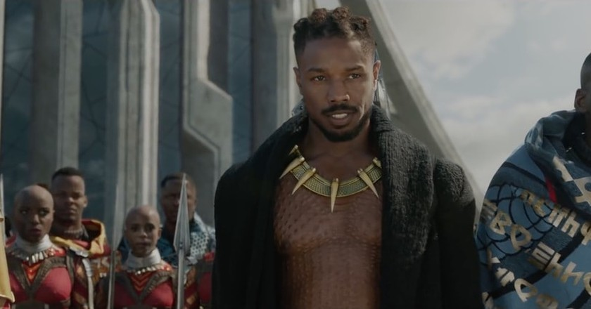 'Black Panther' | © Marvel Entertainment / YouTube