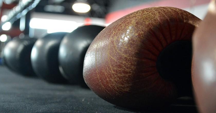 Boxing gloves | © AberroCreative / Pixabay