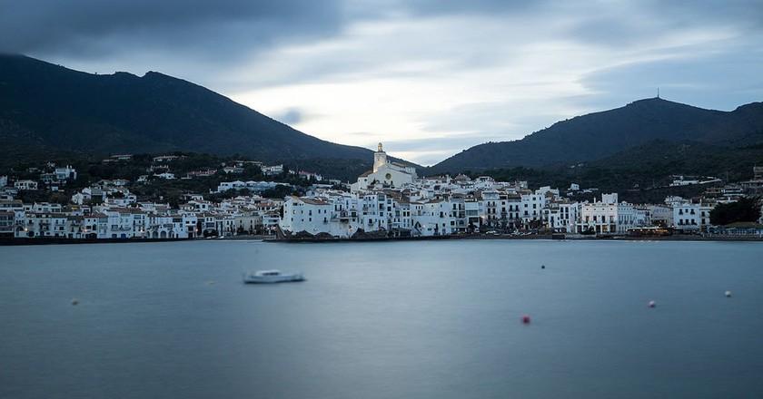 rainy evening in Cadaqués | ©Severin.stalder / Wikimedia Commons