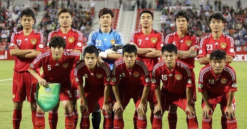 Rising Stars of Chinese Football   © Doha Stadium Plus Qatar / WikiCommons