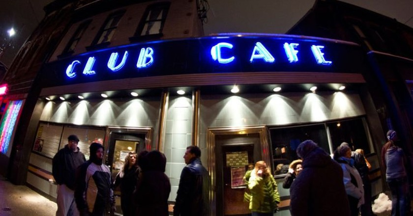 Club Cafe, Pittsburgh