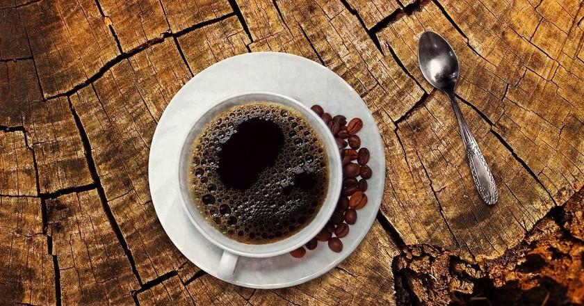 Black Coffee | © Pixabay
