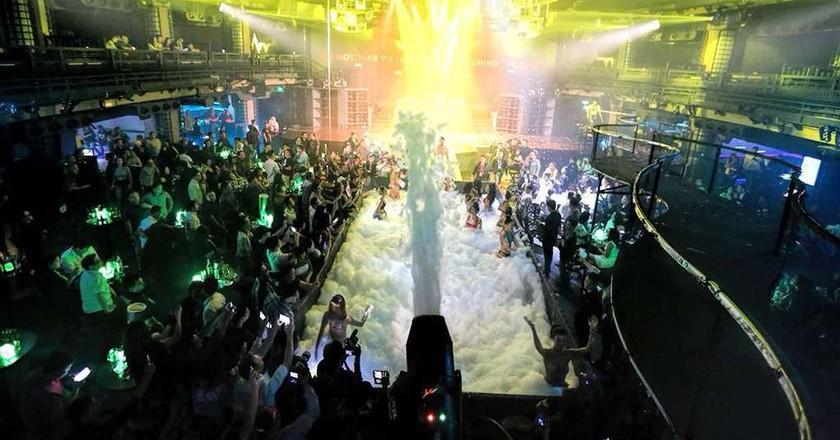 Colosseum Miss Popular Event