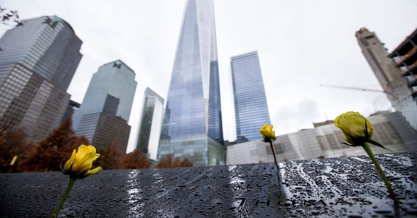 The Story of the Incredible Design Behind NYC's 9/11 Memorial